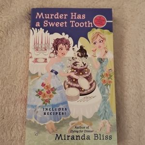 Other - 🌷Murder Has A Sweet Tooth by Miranda Bliss